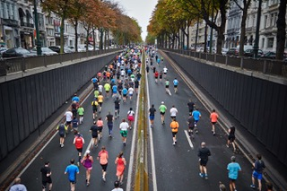 Top Ten Tips for an Upcoming Marathon